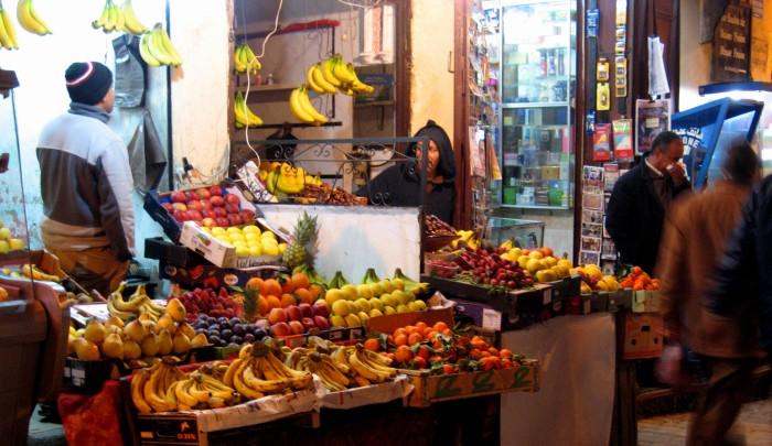 unpreserved fruits