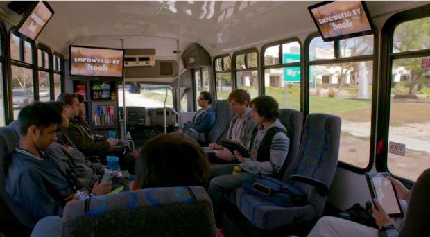 dude bus