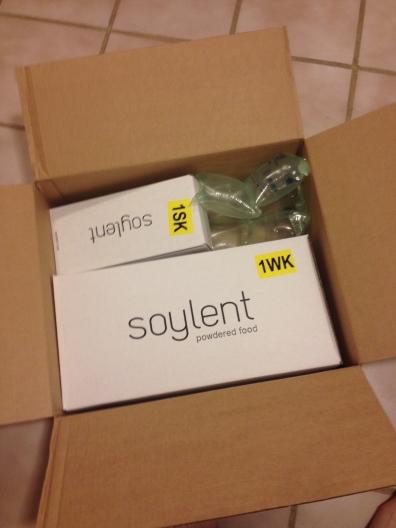 Box, opened.