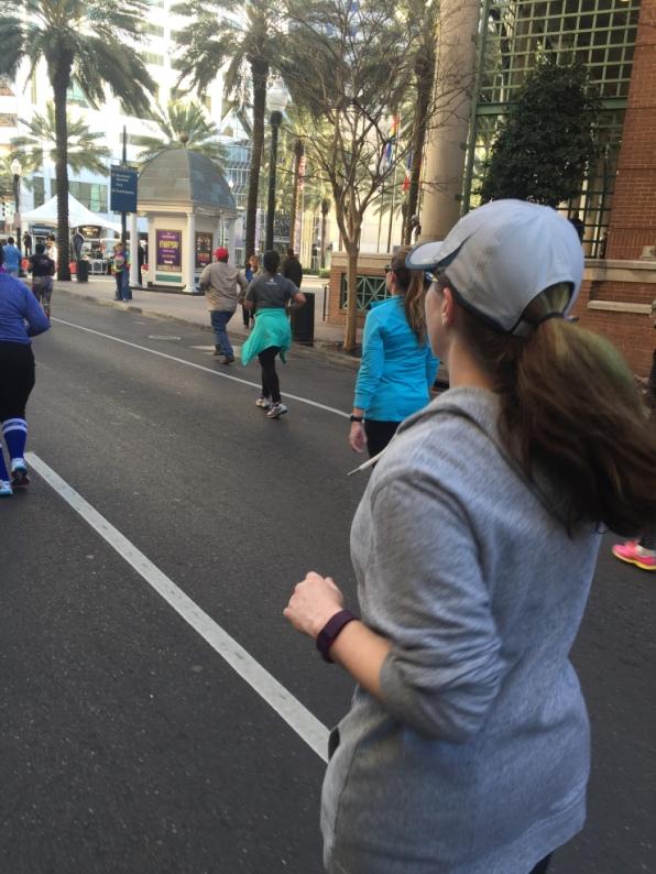 I'm a serious, big-deal runner