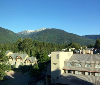 The view from my balcony